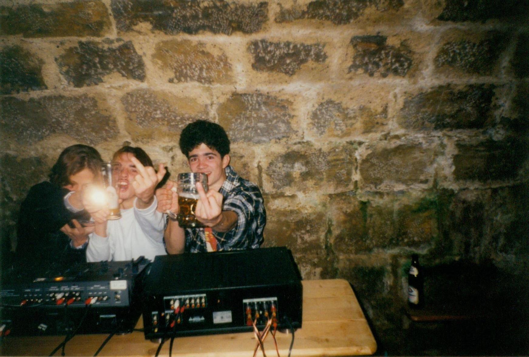 Süße 16. DJ - T, Auflegen hat immer schon Spaß gemacht.