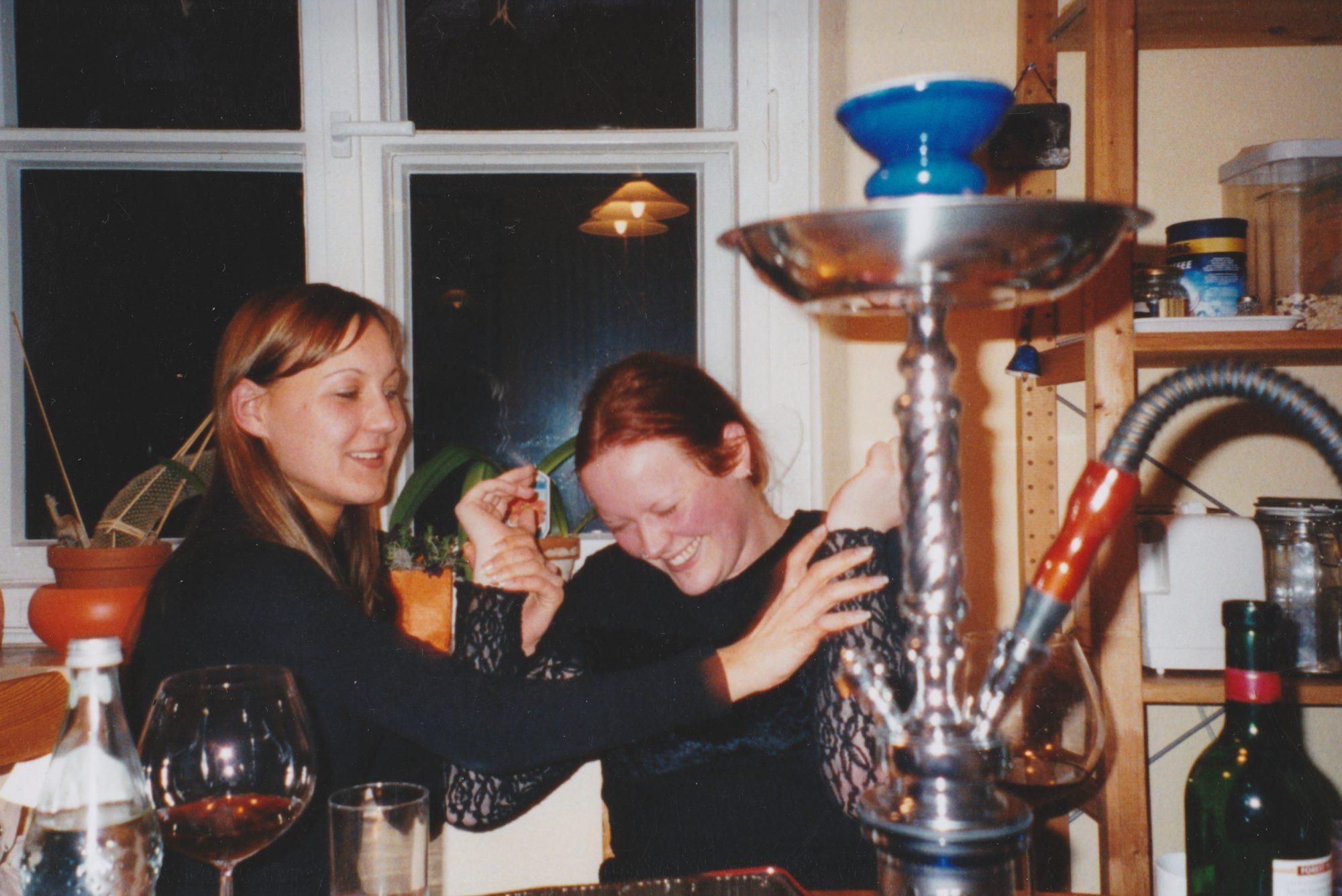 2006 - Shisha-Abend