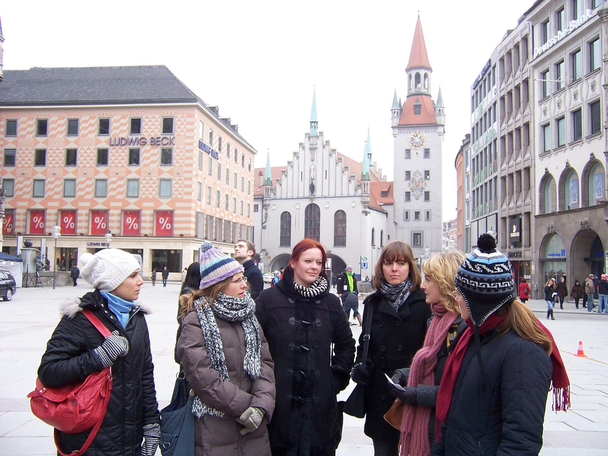 2010 - Cousinentreffen in München
