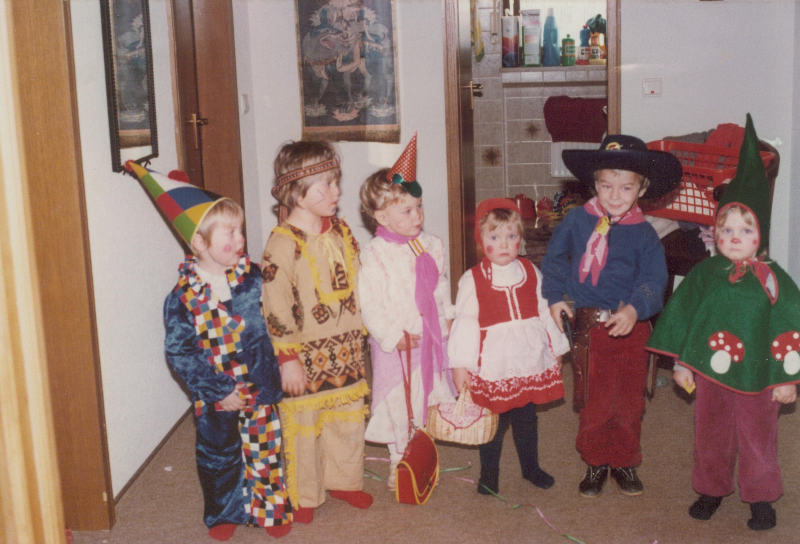 1985 - Kinderquälerei