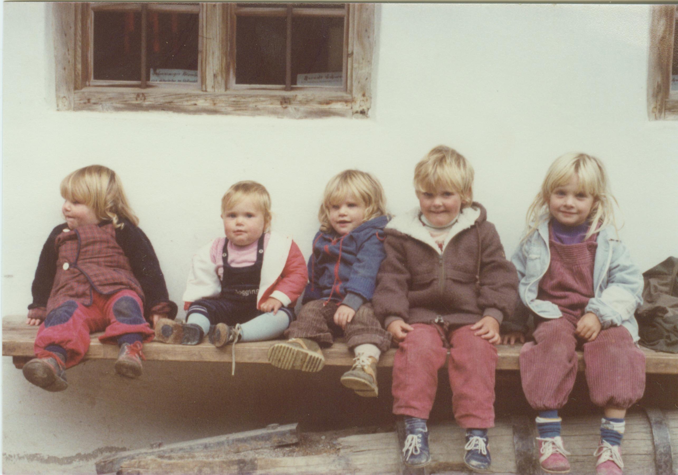 1983/84 - Mädelstreffen