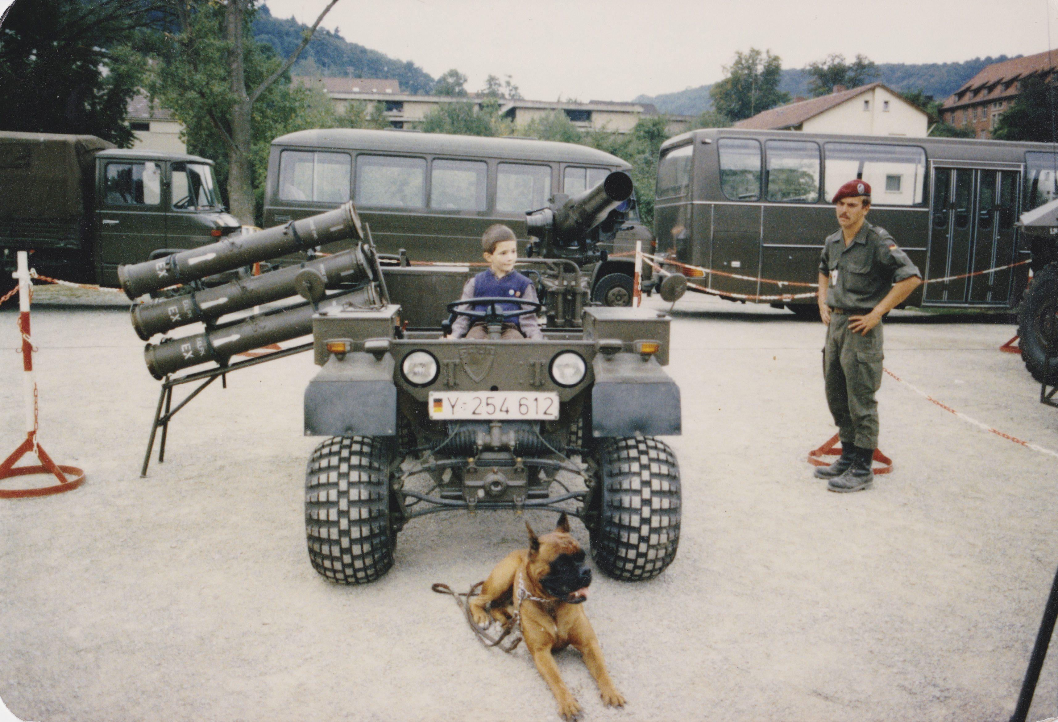 Mehr Power! Bundeswehr in Künzelsau