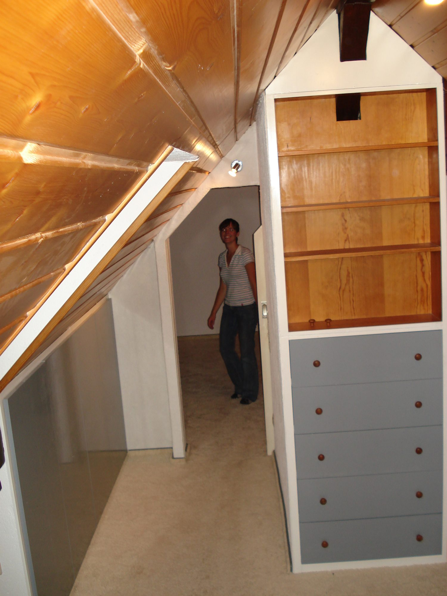 2007 - Kaltental: erste gemeinsame Wohnung
