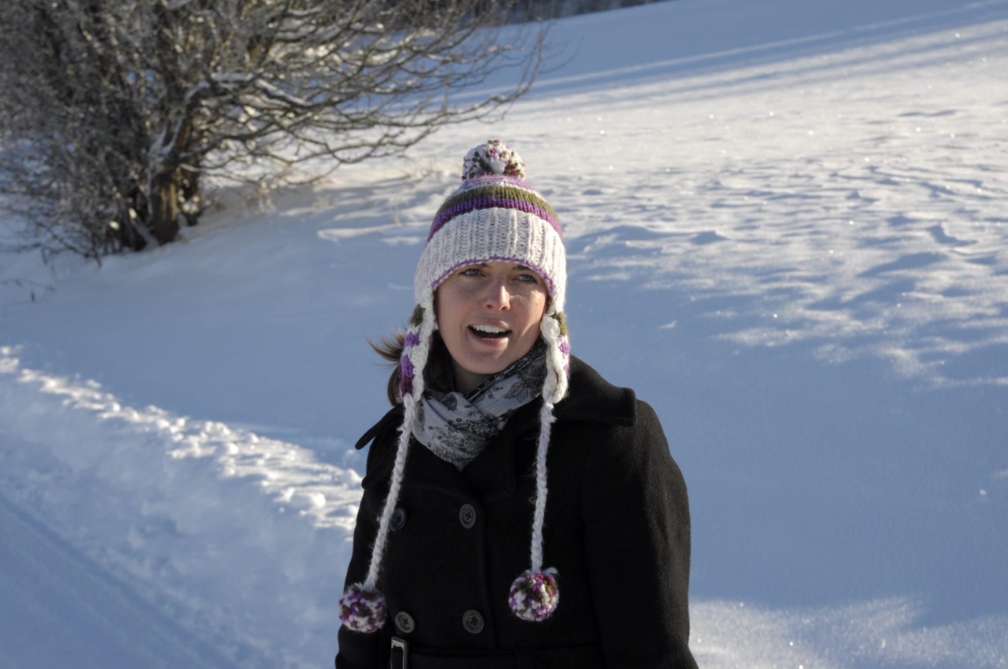 Dezember 2010 - Luisa Bommelmütze
