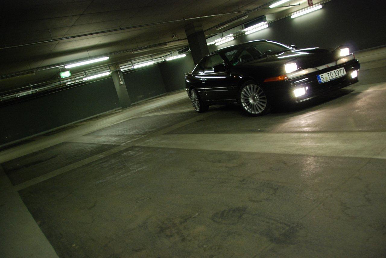 Februar 2011 - Fotoshooting für Autoscout. Der Eclipse wird verkauft.