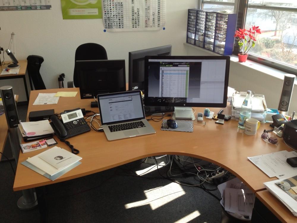Büro Sound Front