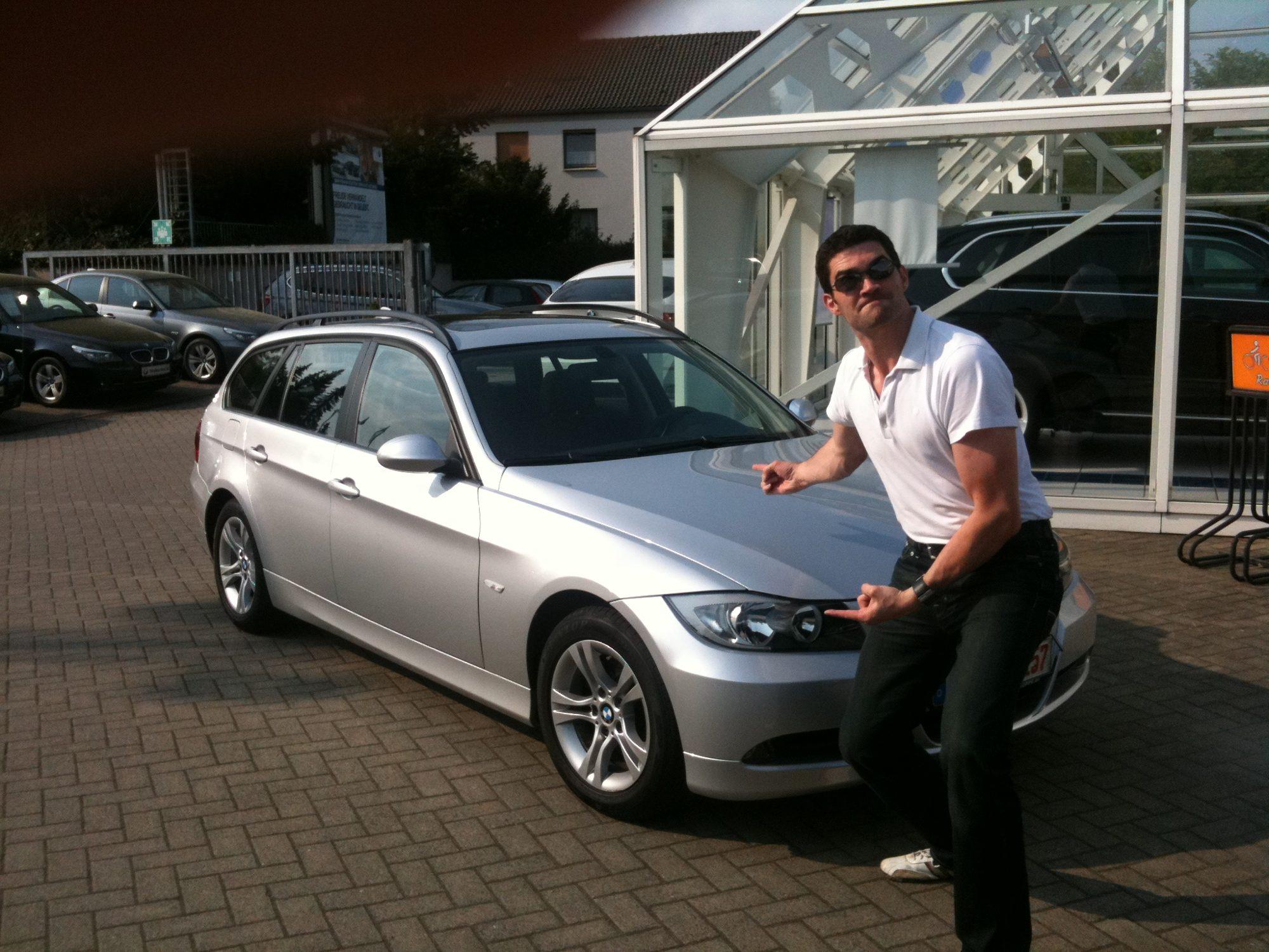 2011- BMW-Kauf