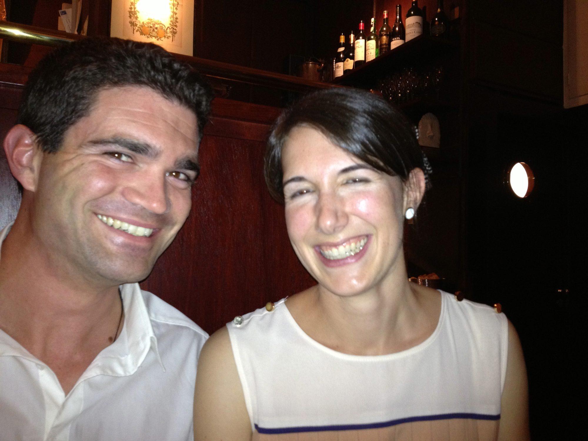 2012 - Thilo und Claudia