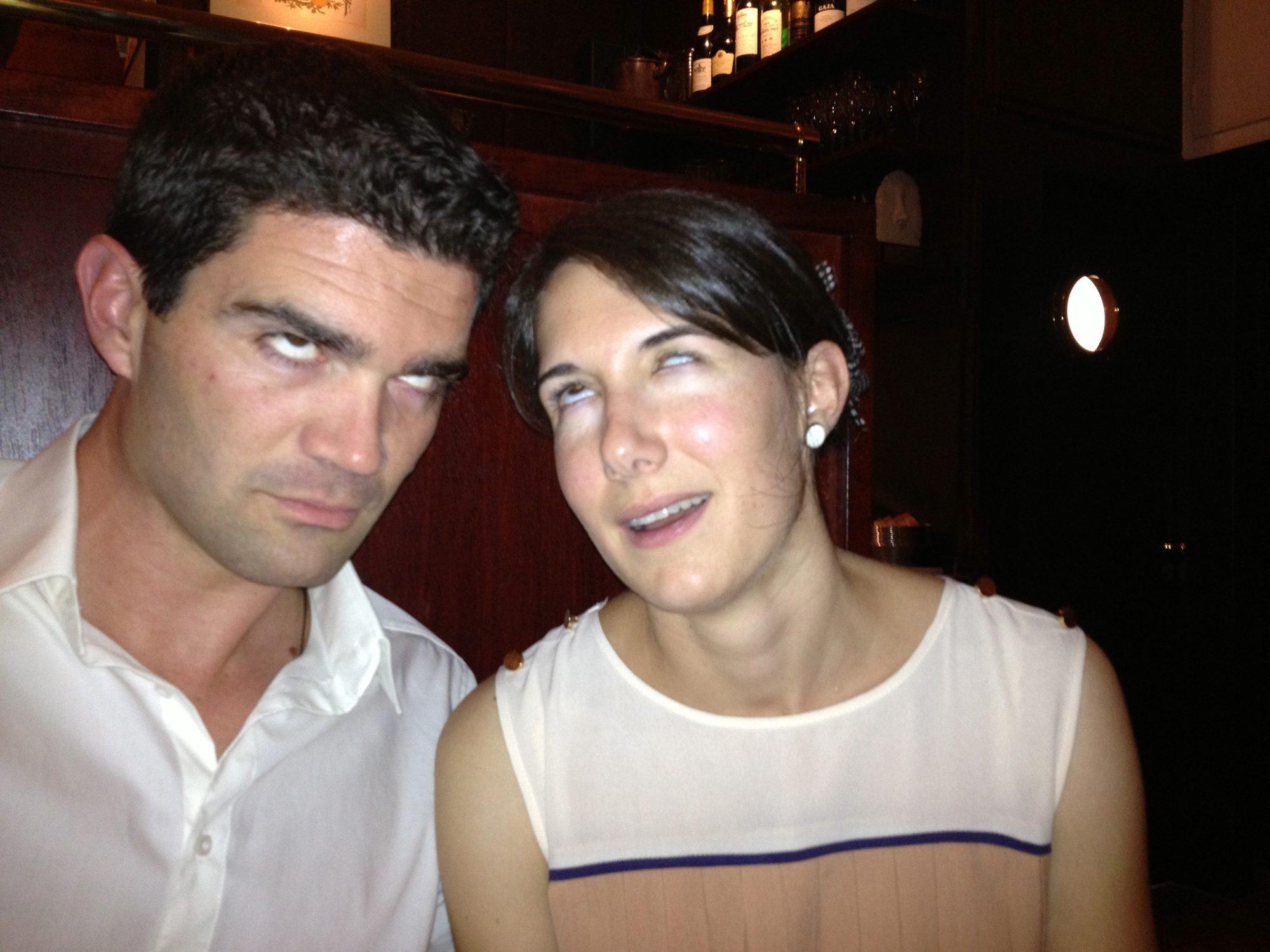 2012 - Eye Roll. Hochzeit von Claudia und Tobi.
