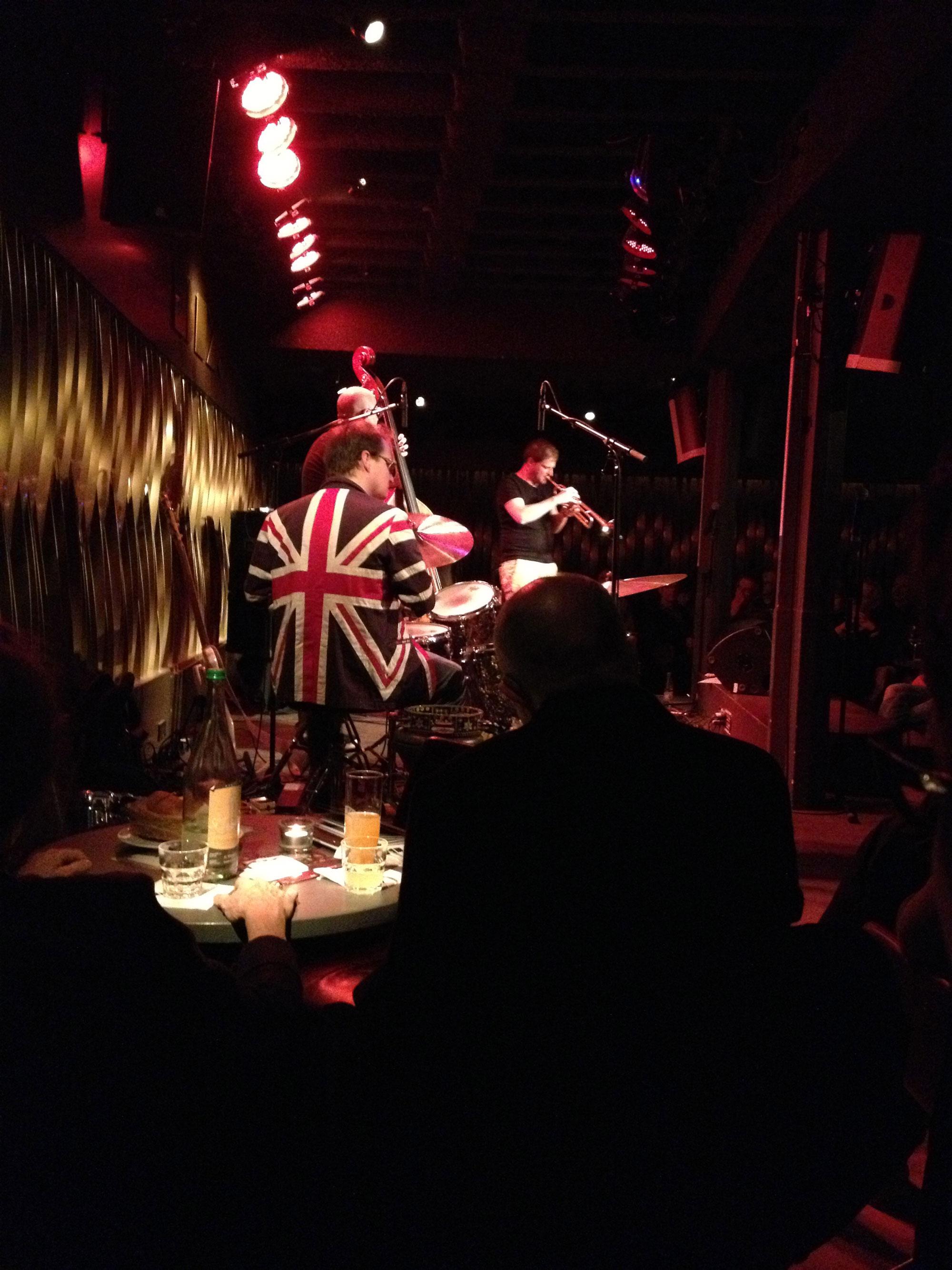 Thomas Siffling Trio im Bix