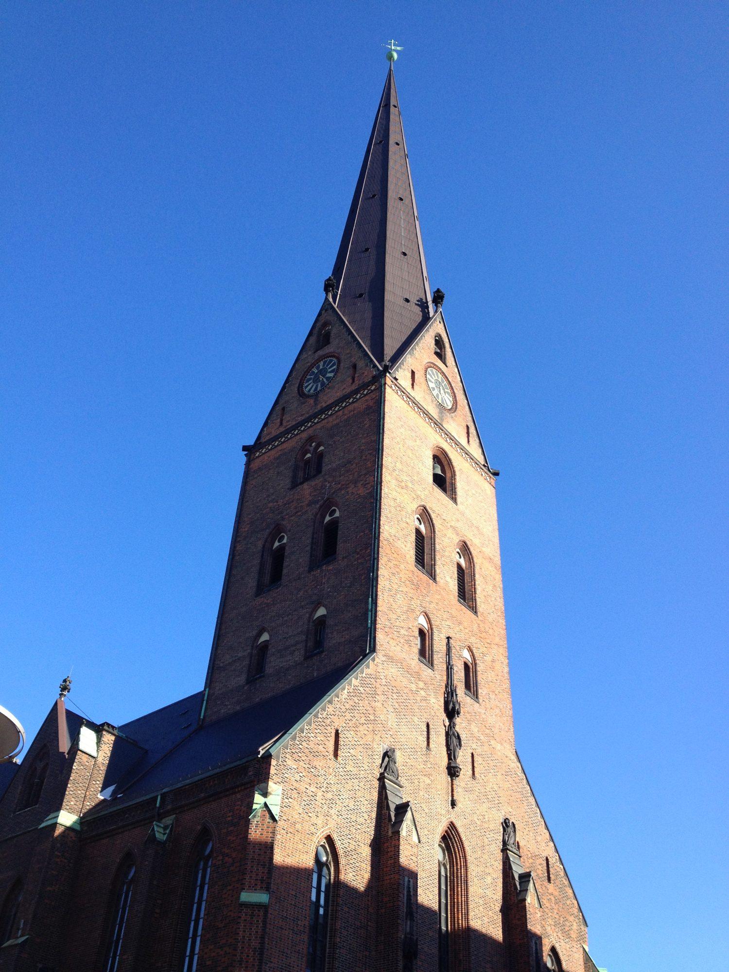 Hamburg - Hauptkirche St. Petri