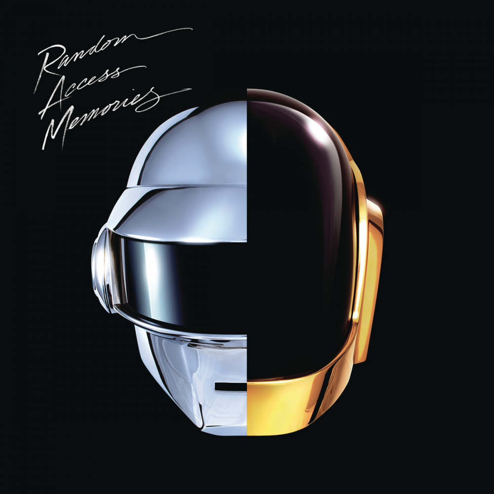 Das neue Album von Daft Punk - Random Access Memories