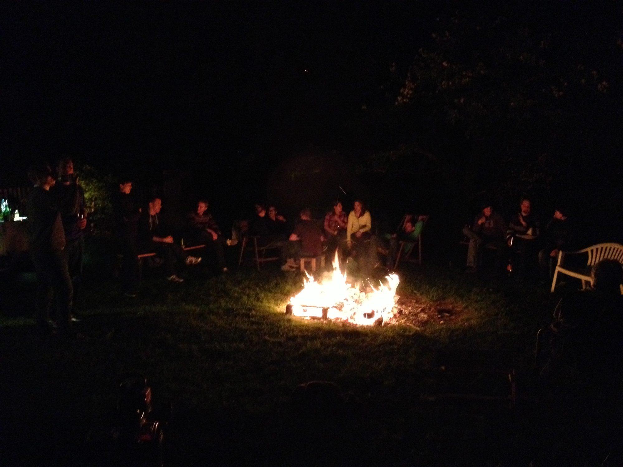Geburtstagsfeier von Chrissi in München