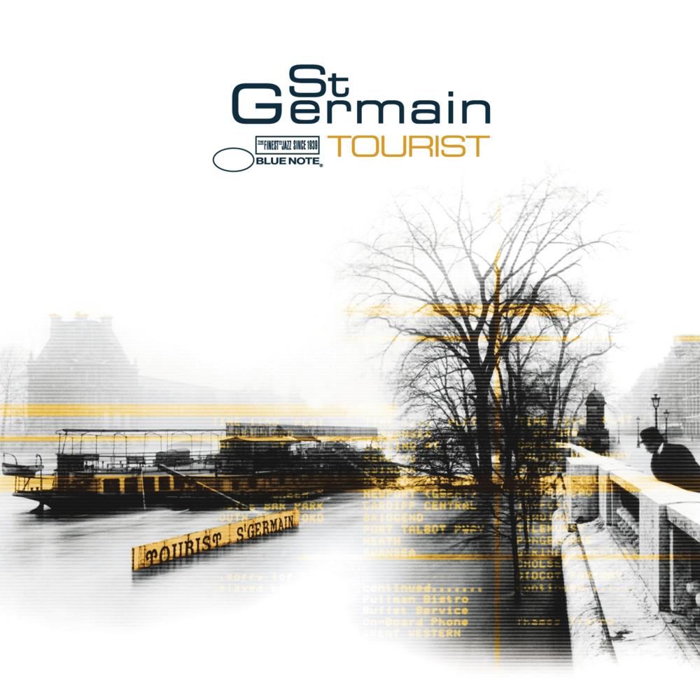 Das Album Tourist von St. Germain.