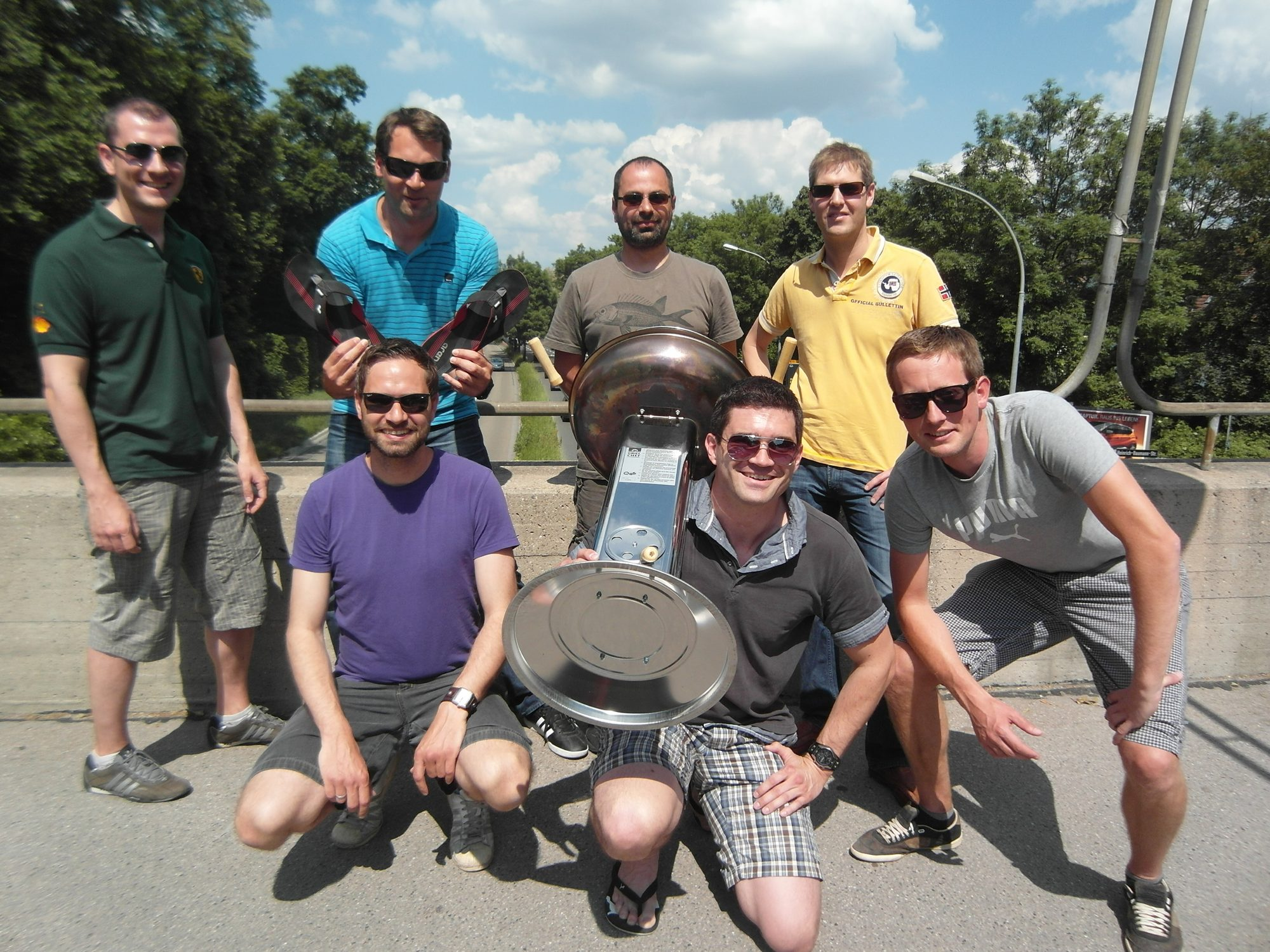 Thilo JGA - Die coolste Truppe der Welt!