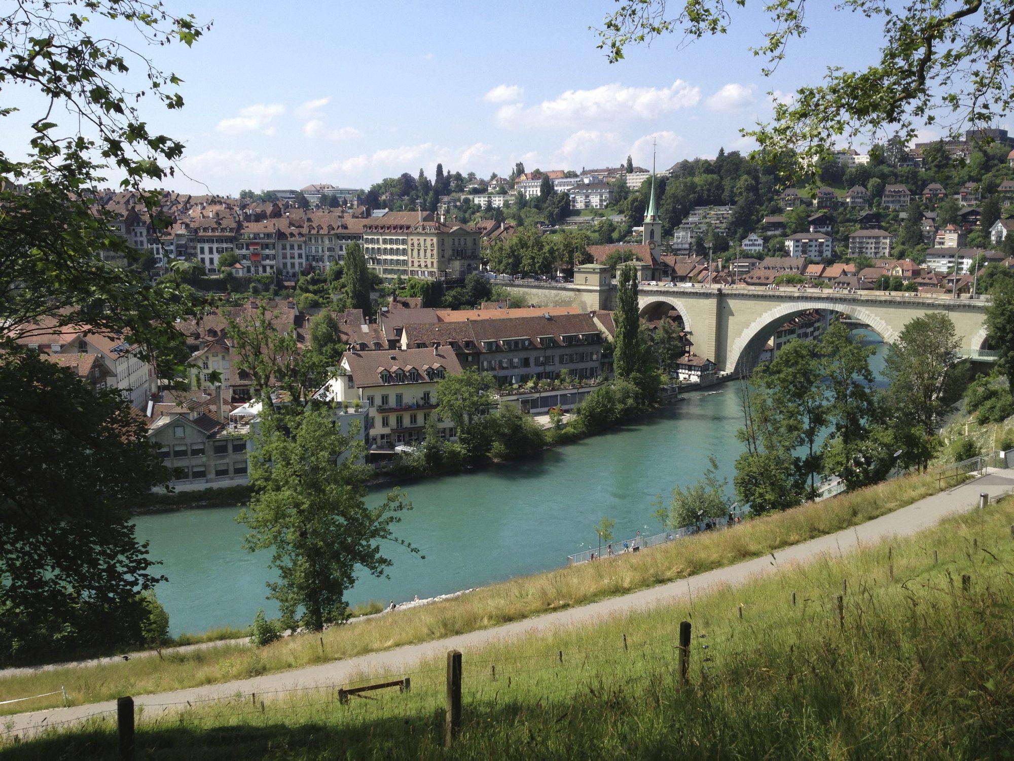 Sonntags in Bern