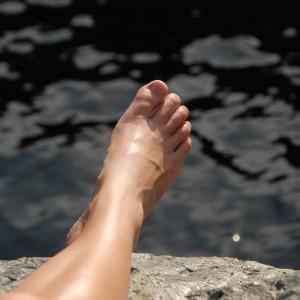 Korsika 2013 - Der kleinste Fuß der Welt