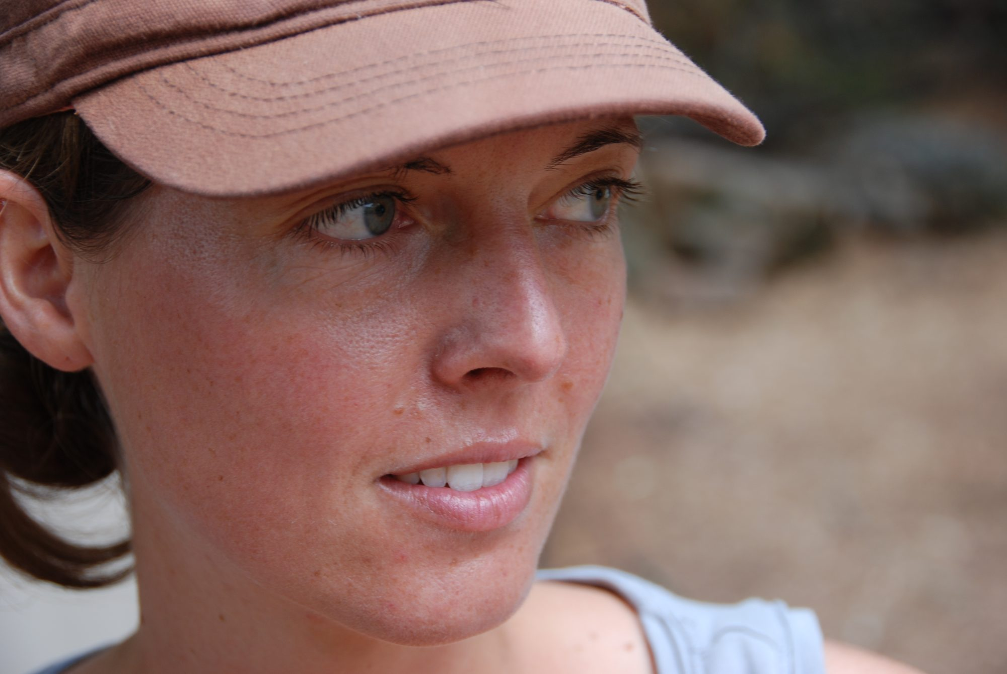 Luisa auf Korsika 2013