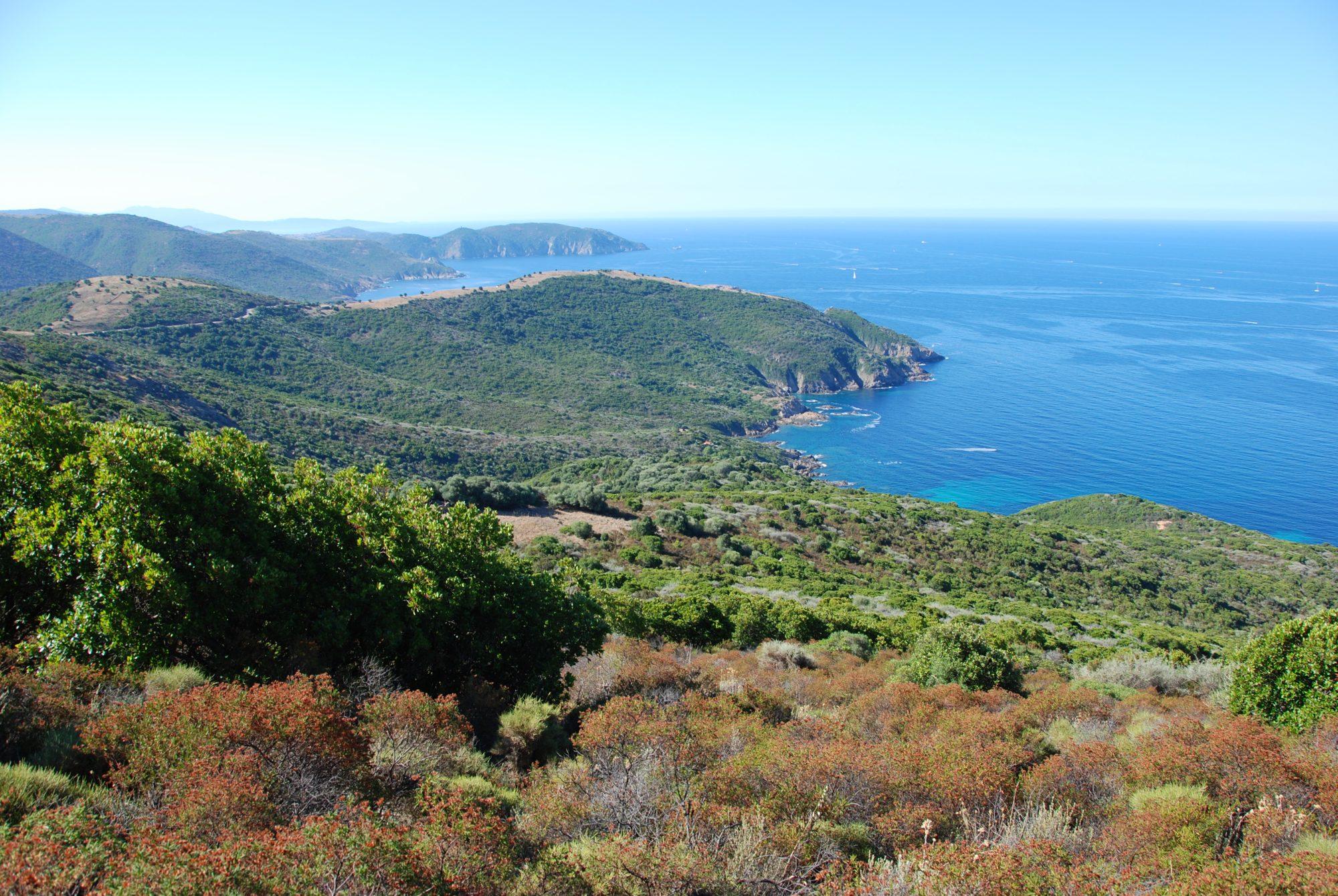 Wanderung auf den Capo Rosso