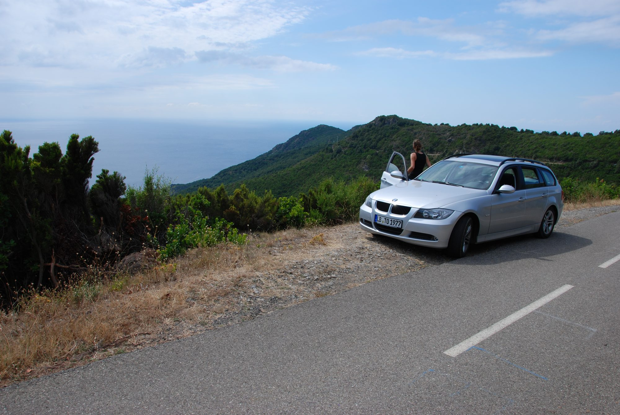 Angekommen am Cap Corse